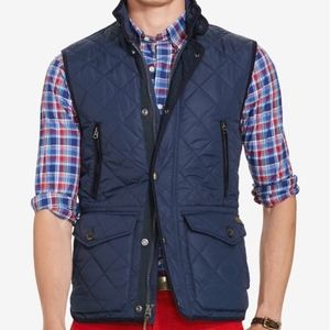 Polo Ralph Lauren Quilted Diamond Jacket
